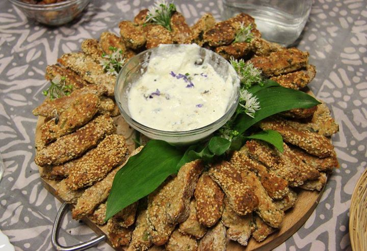 Cover image for eme event cuisiner les plantes sauvages - Cuisiner les herbes sauvages ...
